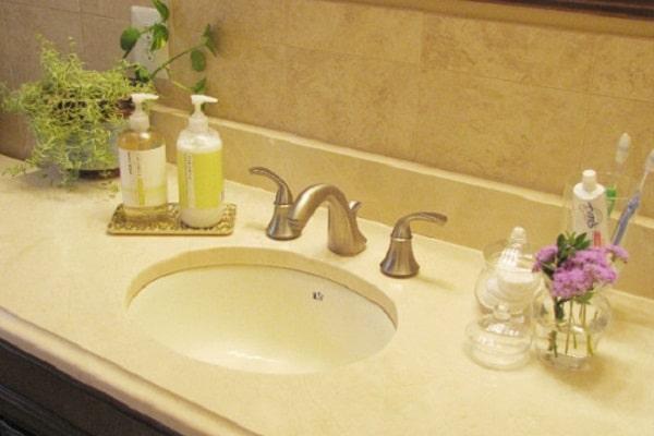 Bathroom Sink Upgrade