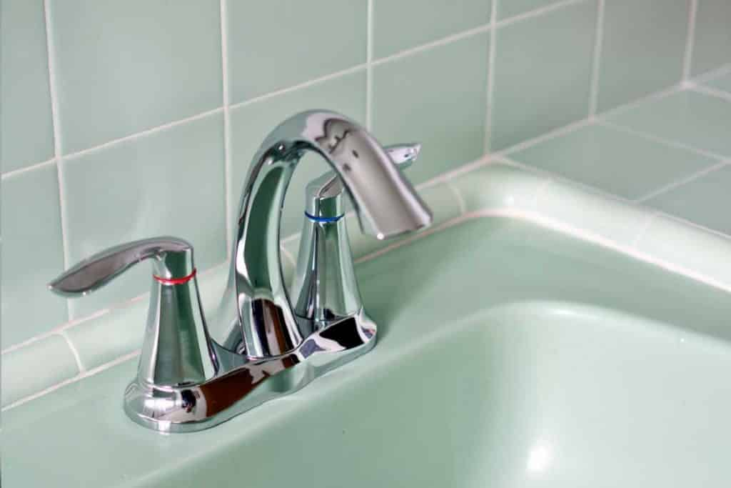 upgraded faucet